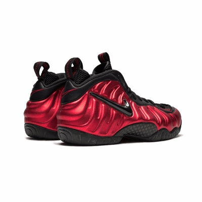 "Nike Air Foamposite Pro ""Universty Red"" Original Men Basketball Shoes Air Cushion Shock Absorption Sports Sneakers#624041-604"