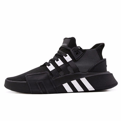 Adidas Official Clover EQT Bask Adv New Arrival Man Classic Running Shoes Comfortable Sneakers #BD7772/BD7773