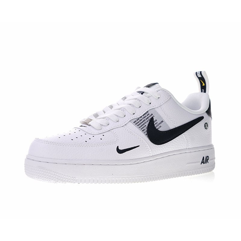 super popular 3344c 562fa Original Authentic Nike Air Force 1 07 LV8 Utility Men s Skateboarding Shoes  Sport Outdoor Sneakers Designer