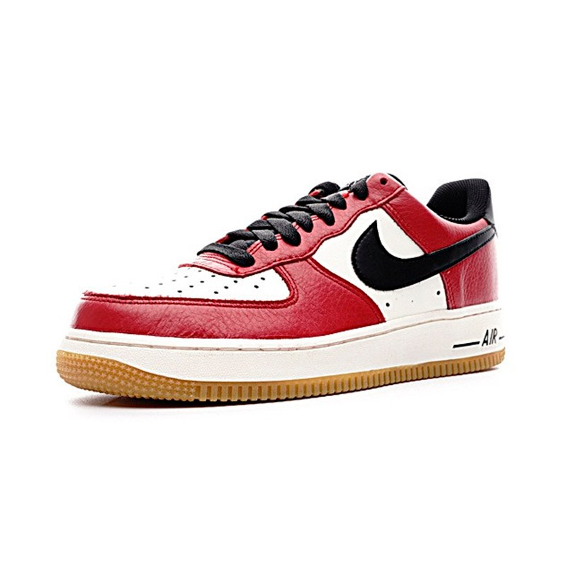 new products 1c975 c5057 Nike Air Force 1 Low Chicago Women s Skateboarding Shoes Sport Outdoor Sneakers  Designer Athletic Footwear 2018