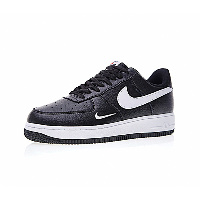 b2cc748a0c6 Original Authentic Nike Air Force 1 Low Mini Swoosh Men's Skateboarding Shoes  Sneakers Designer Athletic 2018