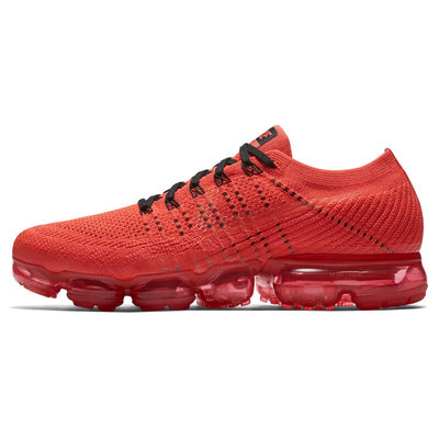 Nike Air VaporMax FK CLOT Men's Running Shoes ,Red ,Abrasion Resistant Shock Absorbing Breathable Non-slip AA2241 006