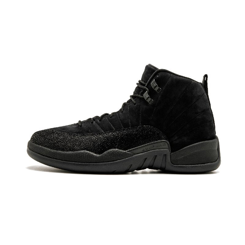 the best attitude be5a4 b127f OVO x Air Jordan 12 Retro 'Black' and 'White' - Sniiikerz