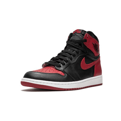 lowest price 493a5 5f90c Nike Air Jordan 1 OG Banned AJ1 Original New Arrival Breathable Mens  Basketball Shoes Comfortable Sneakers ...