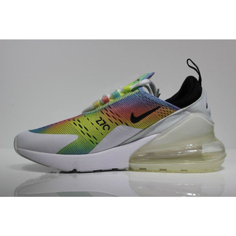 7f9975e1f3908 Original Authentic Nike Air Max 270 180 Mens Running Shoes Sport Outdoor  Sneakers Comfortable Breathable Cushioning
