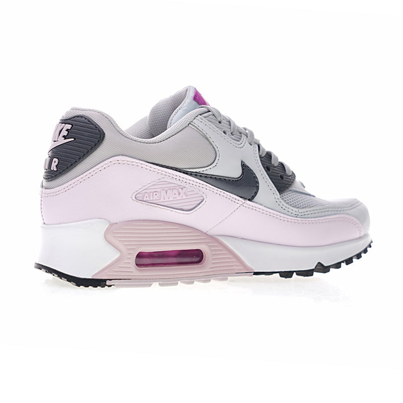 Nike Air Max 90 Women's Breathable Running Shoes,Original Women Sport Sneakers Shoes 345017 601