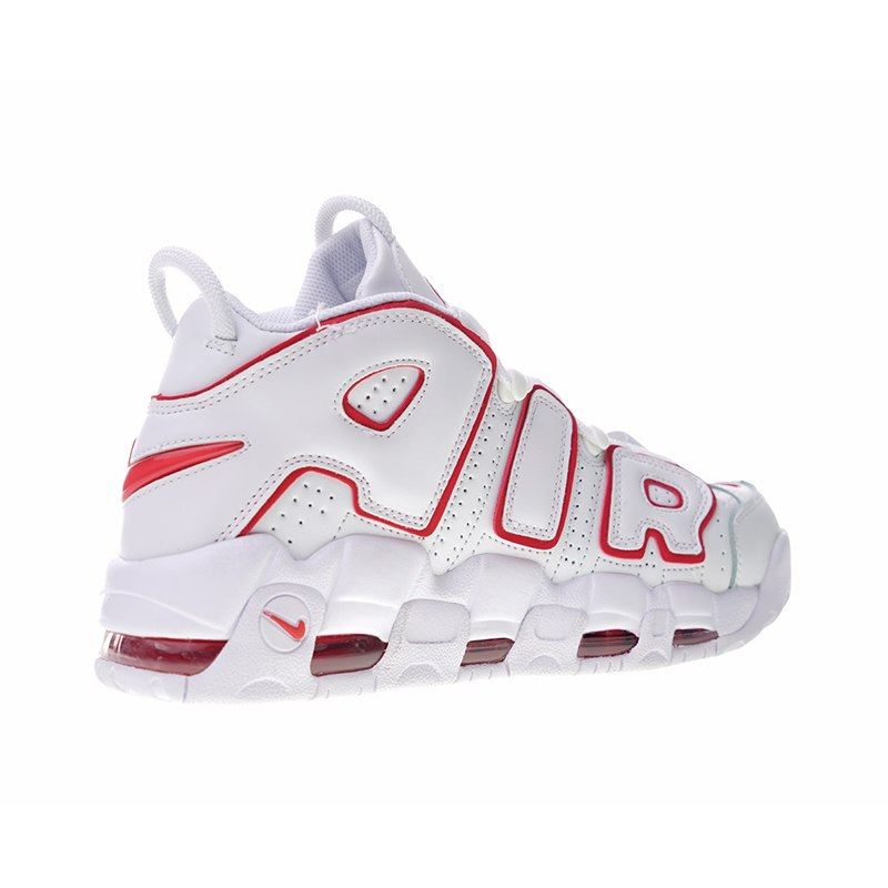 wholesale dealer 6999b 90e0f Nike Air More Uptempo Men s Basketball Shoes Sport Outdoor Sneakers Top  Quality Athletic Designer Footwear 2018