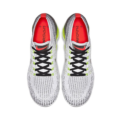 Original Authentic Nike AIR VAPORMAX FLYKNIT 3 Men's Running Shoes Shock Absorbing Breathable Sports Outdoor Sneakers AJ6900-100