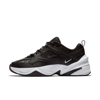 Wmns M2K Tekno 'Black' and 'Platinum Celery'