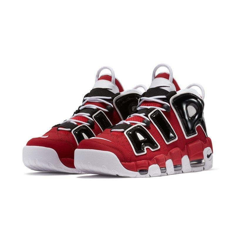 680fe1840fee NIKE AIR MORE UPTEMPO Original Mens   Womens Basketball Shoes Stability  Support Sports Sneakers For Men