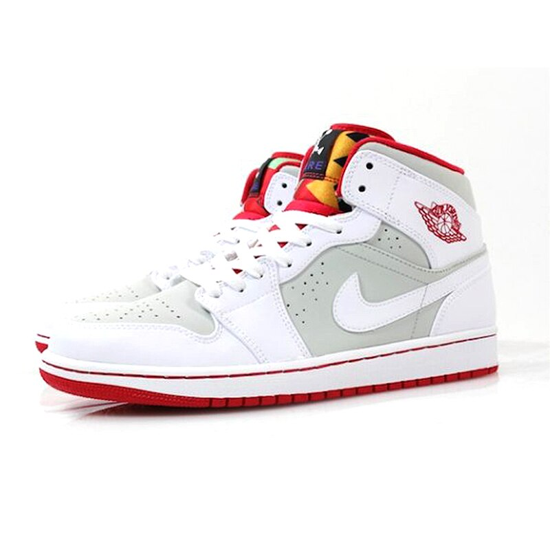 cheapest sports shoes amazing price Air Jordan 1 Mid 'Hare' 2015