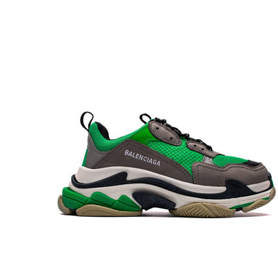 Triple S Trainer 'Grey Green'
