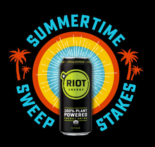 Summertime Sweepstakes by RIOT Energy