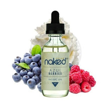 Naked100 azul berries 3mg 60ml