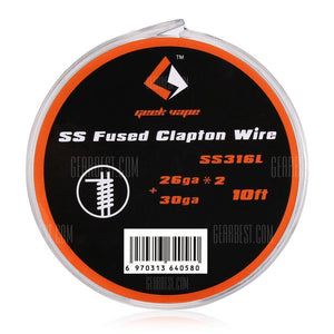 SS fused Claption