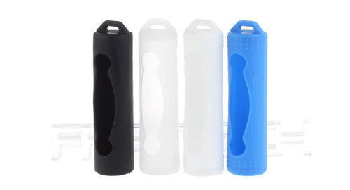 20700/21700 silicon single key ring battery sleeve