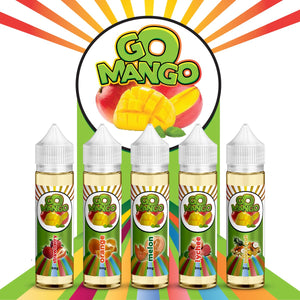Go Mango Strawberry 3mg 100ml