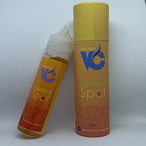 Venom Candy Sweet Spot Mango 60ML 3MG