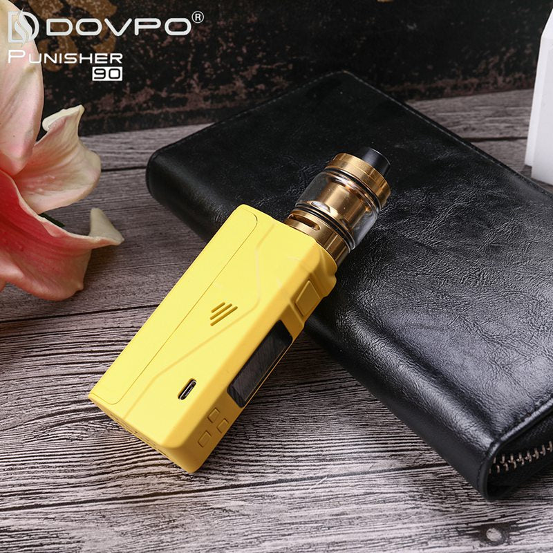 Dovpo Punisher 90w Kit Yellow