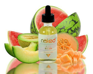 Naked100 all melon 3mg 60ml