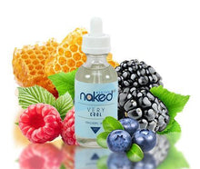 Naked100 berry cool 3mg 60ml