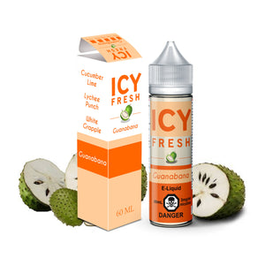 Icy Fresh Guanabana  60ml