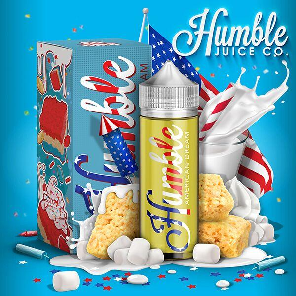 Humble American Dream 0mg 120ml