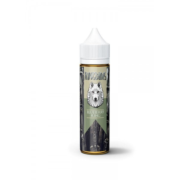 Kingdoms - Blueberry Kings 60ml