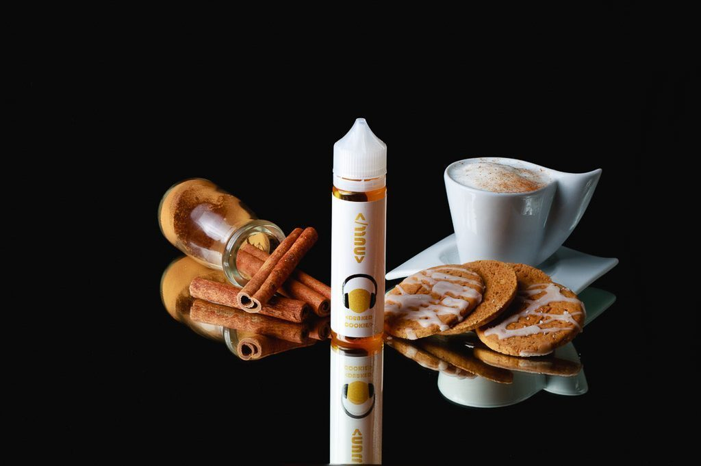 Null  Eliquid  120ml DUNKED COOKIE