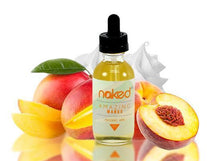 Naked100 amazing mango 3mg 60ml