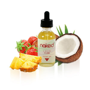 Naked100 lava flow 3mg 60ml