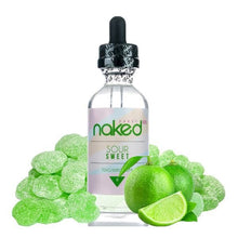 Naked100 sour sweet 3mg 60ml