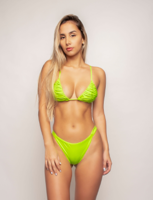 Audrey Bottom Neon Green