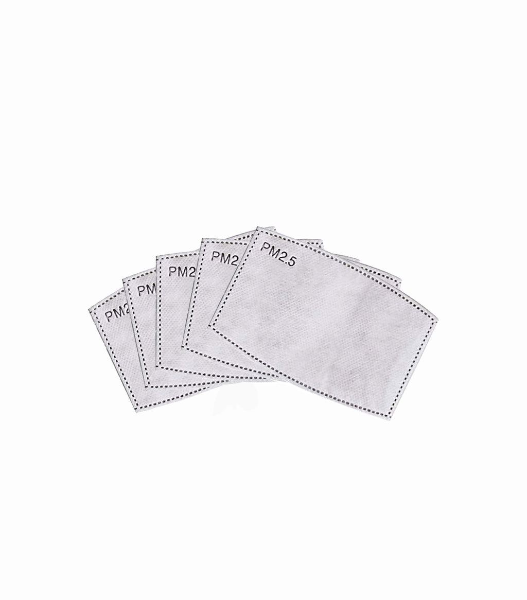 5 Pack Activated Carbon Replacement Filters