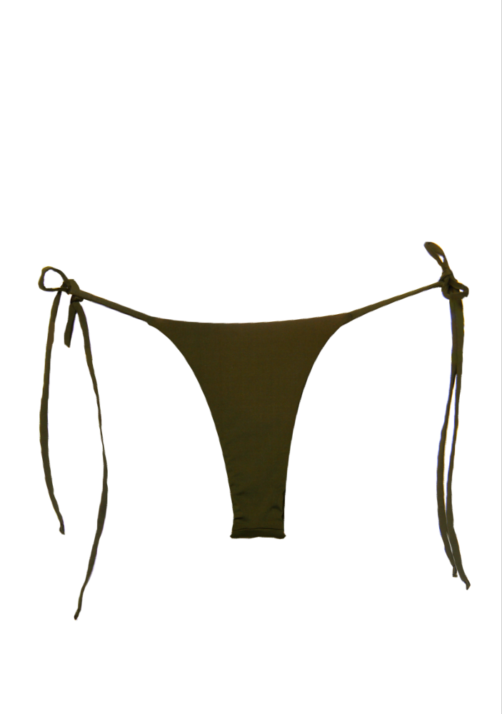Vera Bottom Olive Green