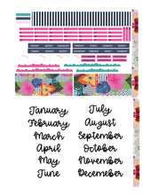 Load image into Gallery viewer, Hobonichi Weeks Monthly Kits, Printable