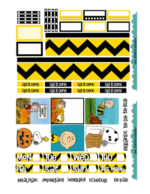 The Great Pumpkin EC Weekly-PRINTABLE