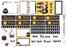 Load image into Gallery viewer, Harry Potter Erin Condren Weekly, Physical Kit