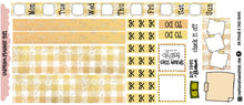 Load image into Gallery viewer, Hobonichi Weeks Mini Kits- Plaids N Sass