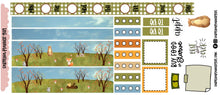 Load image into Gallery viewer, Hobonichi Mini Kits- Fall Scenes, Physical