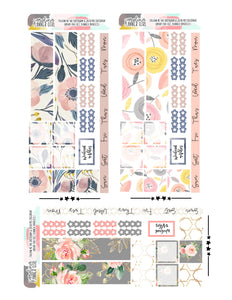 Hobonichi Weeks Mini Kits - Printable