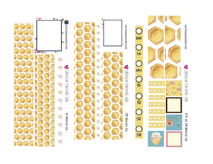 Honeybee Weekly Kit-PRINTABLE