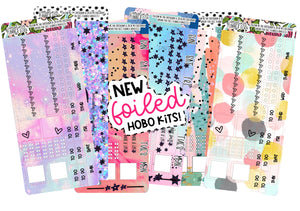 Foiled Hobonichi Weeks Mini Kits