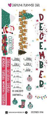 December Monthly for PP Weeks-PRINTABLE
