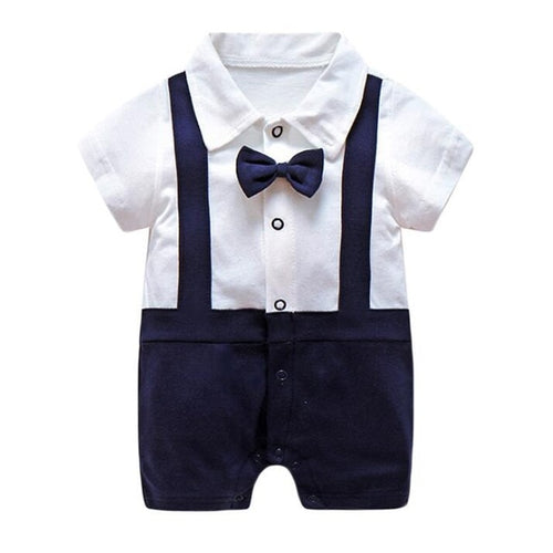Baby Boy - Bow Tie Outfit