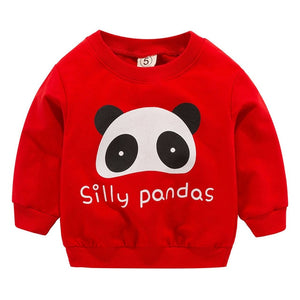 New Baby Boys Girls Sweatshirts