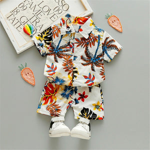 Kids Baby Boy Clothes Summer