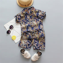 Load image into Gallery viewer, Kids Baby Boy Clothes Summer