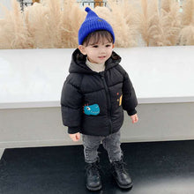 Load image into Gallery viewer, Children's Winter Warm Cotton Jackets Boys Girls