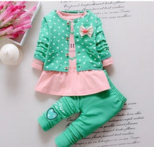 Load image into Gallery viewer, Baby Girl - Polka Dot outfits